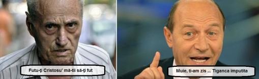 Visinescu si Basescu
