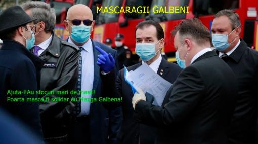 MASCARAGII